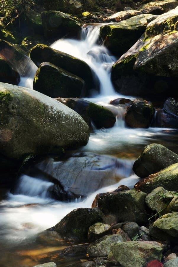 Secuencia de la roca y de la montaña imágenes de archivo libres de regalías