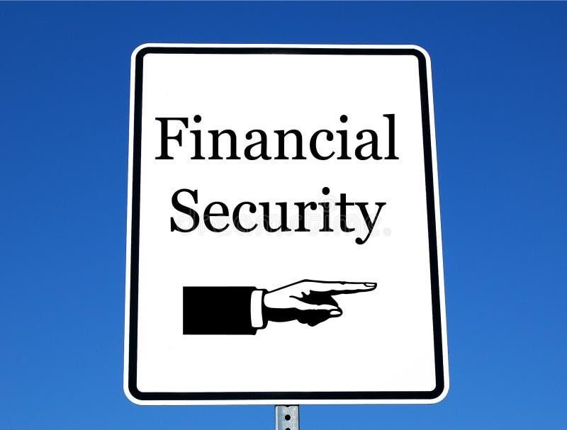 Securit finanziario fotografie stock