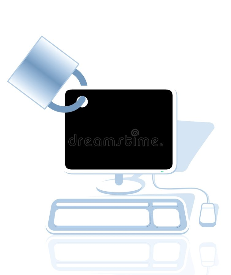 Download Security stock illustration. Image of lock, money, bank - 1011435