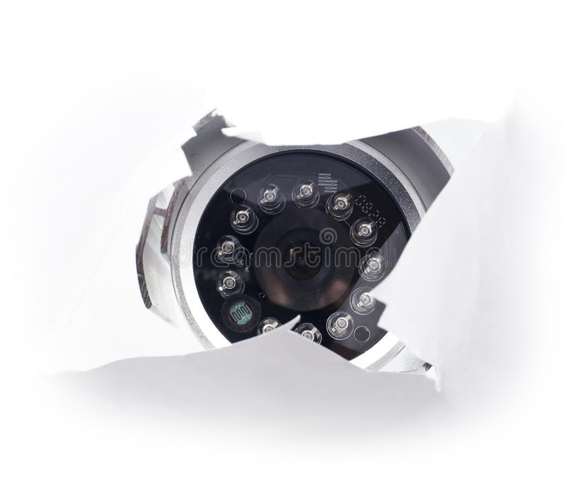 Download Security cam stock image. Image of privacy, watching - 20751977