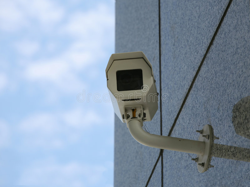 Download Security Camera Stock Image - Image: 1032041