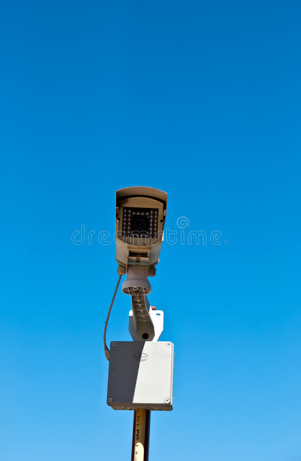 Download Security Camera Stock Image - Image: 22760051