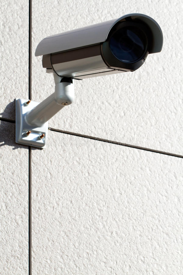 Download Security Camera Royalty Free Stock Photos - Image: 27559938