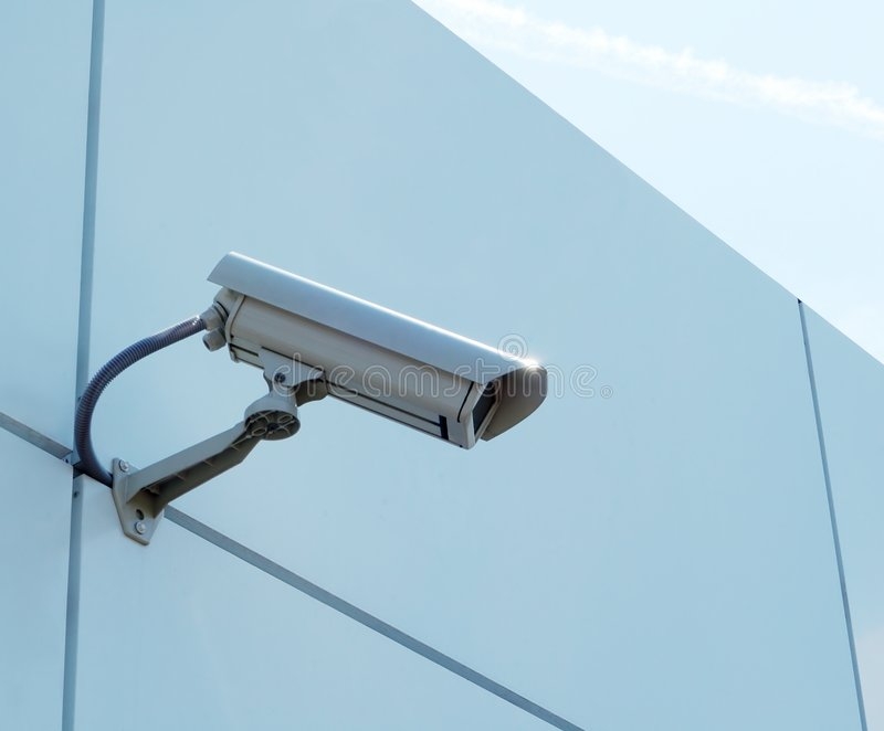 Download Security camera stock image. Image of modern, home, danger - 5919373