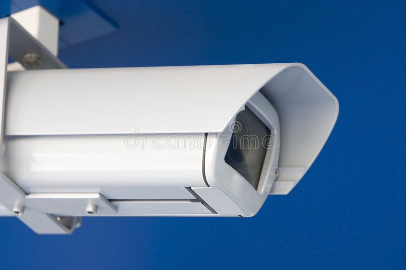 Download Security camera stock image. Image of building, office - 7195815