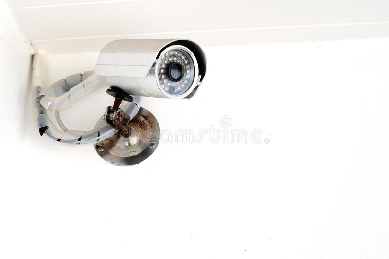 Download Security Camera,CCTV stock photo. Image of protection - 19123434
