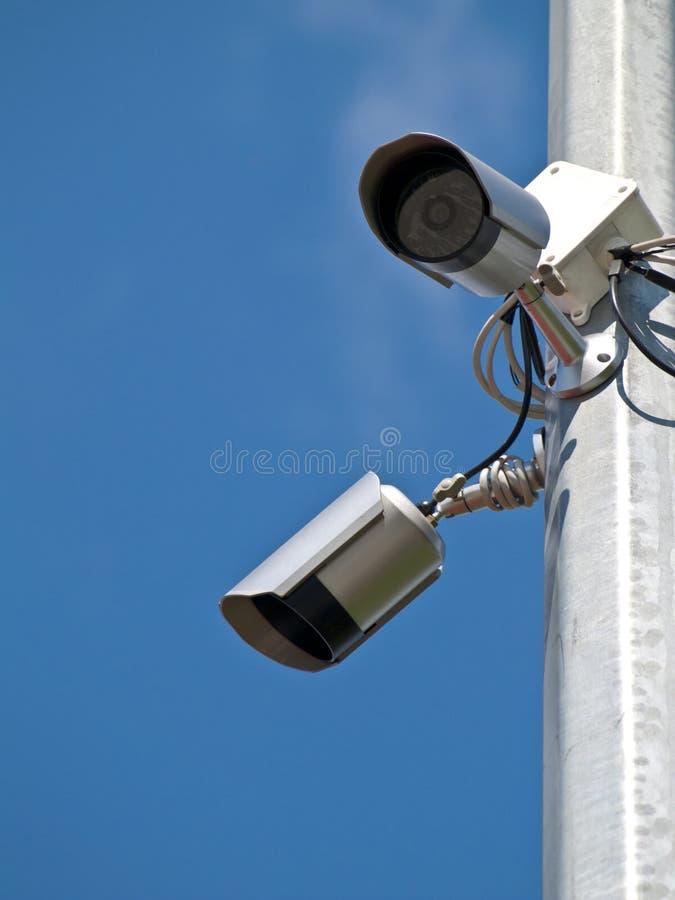 Free Security Cameras Stock Photo - 20392580