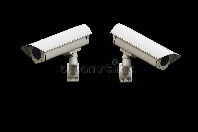 Download Security cams stock photo. Image of plain, lens, empty - 22564432