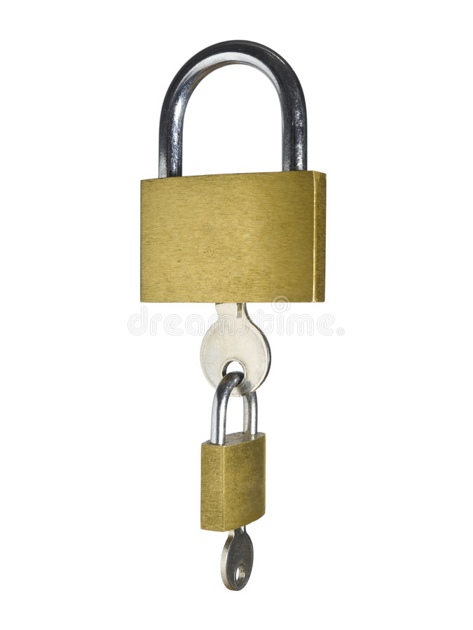 Free Security Chain Royalty Free Stock Photo - 9013745