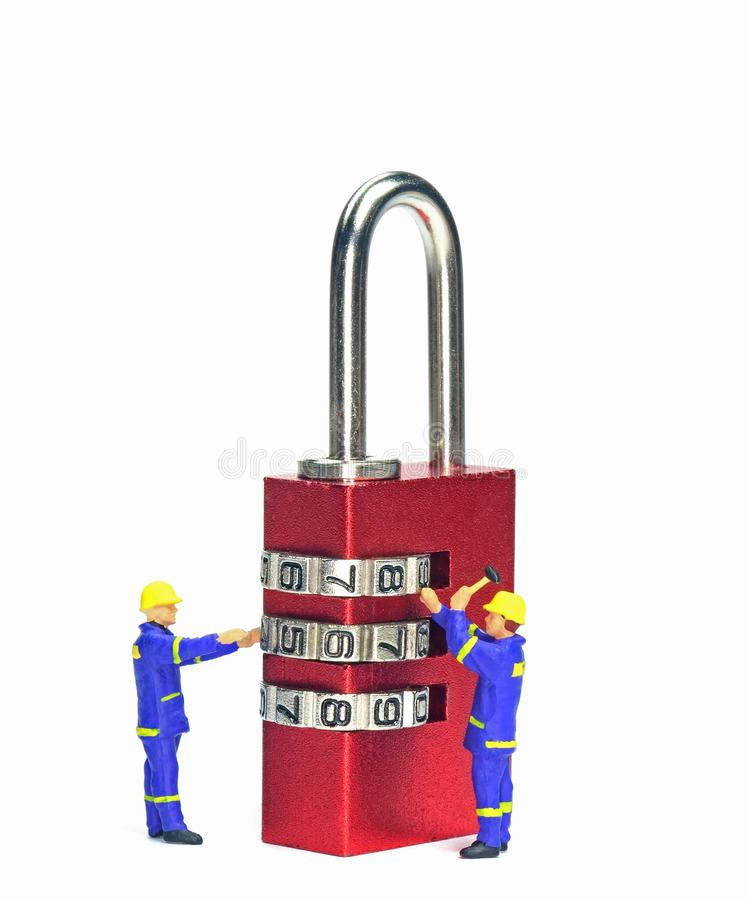 Download Security concept stock photo. Image of macro, white, guard - 26111572