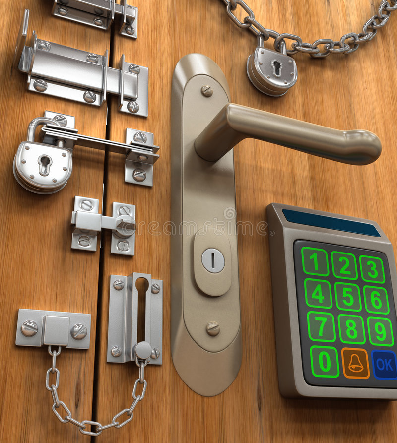 Free Security Concept Stock Photography - 3731602