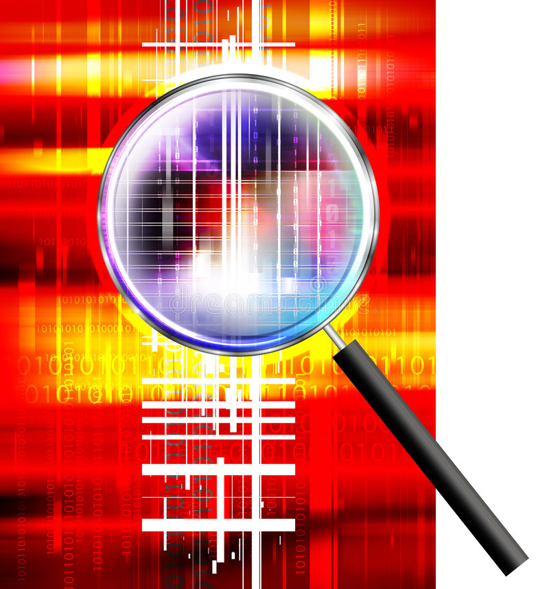Download Security concept stock illustration. Image of computer - 3744263