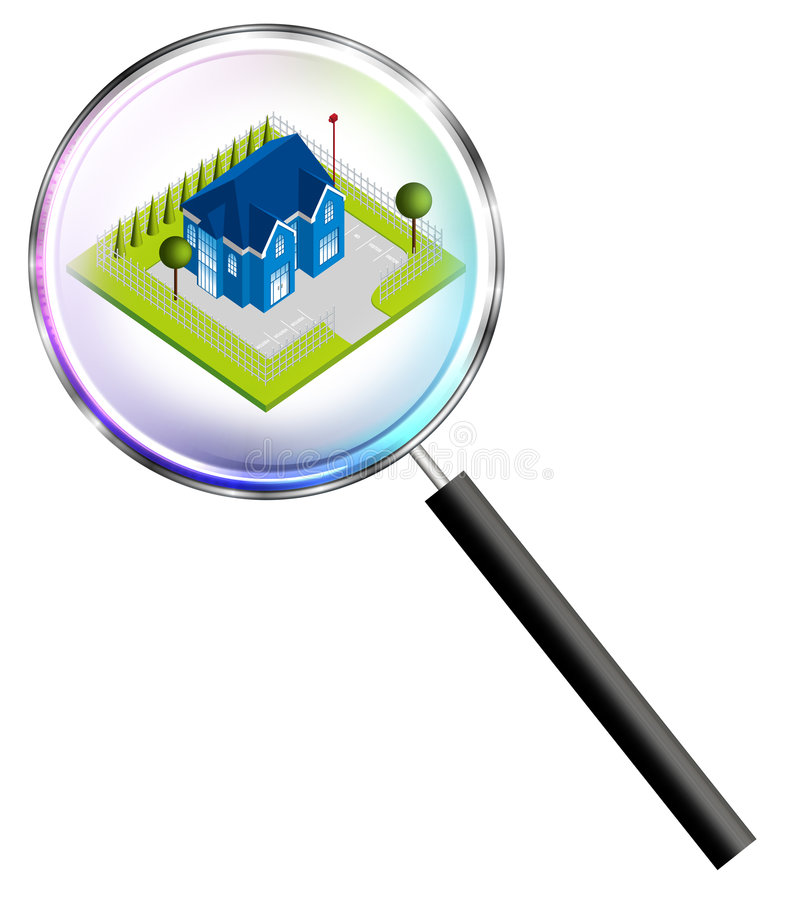 Download Security concept stock illustration. Image of focus, development - 3744705