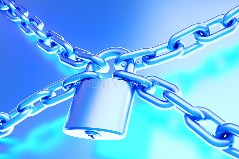 Download Security concept stock illustration. Image of network - 32421318