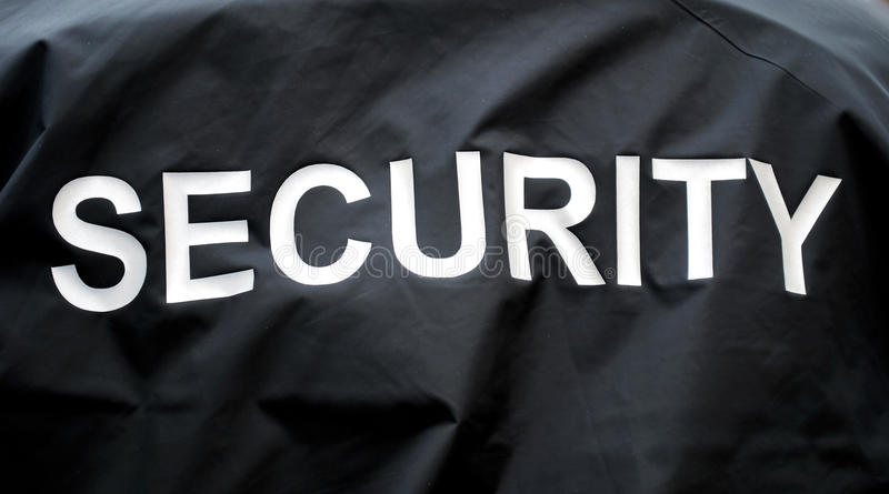 Download Security guard stock photo. Image of single, people, officer - 16688190