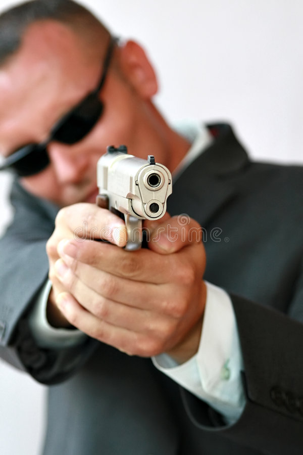 Download Security guard stock image. Image of watch, killer, protect - 2218531