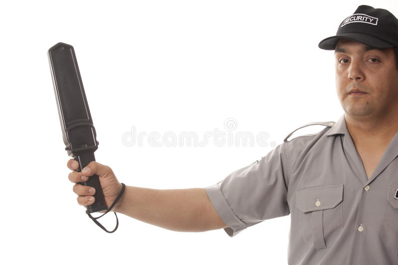 Download Security guard stock photo. Image of modern, mature, person - 24470832