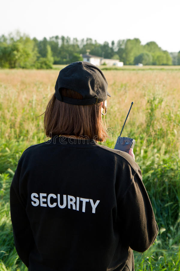 Download Security guard stock photo. Image of text, event, guard - 24803774