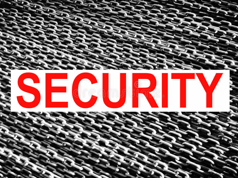 Download Security! - High Level Protection Concept Stock Image - Image: 13598193