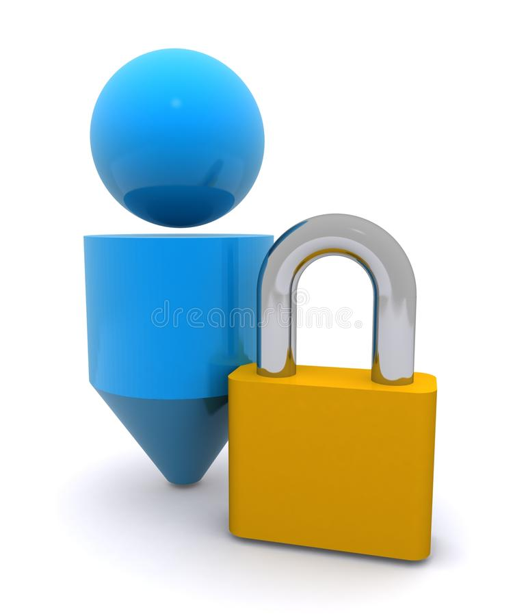 Security And Lock Stock Image