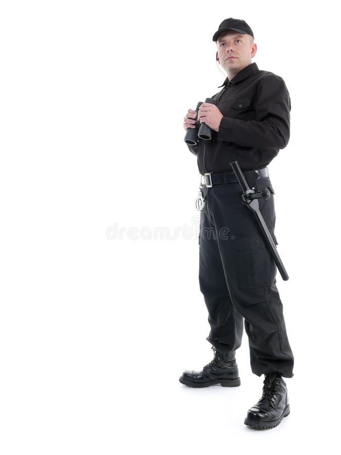 Security guard royalty free stock photos