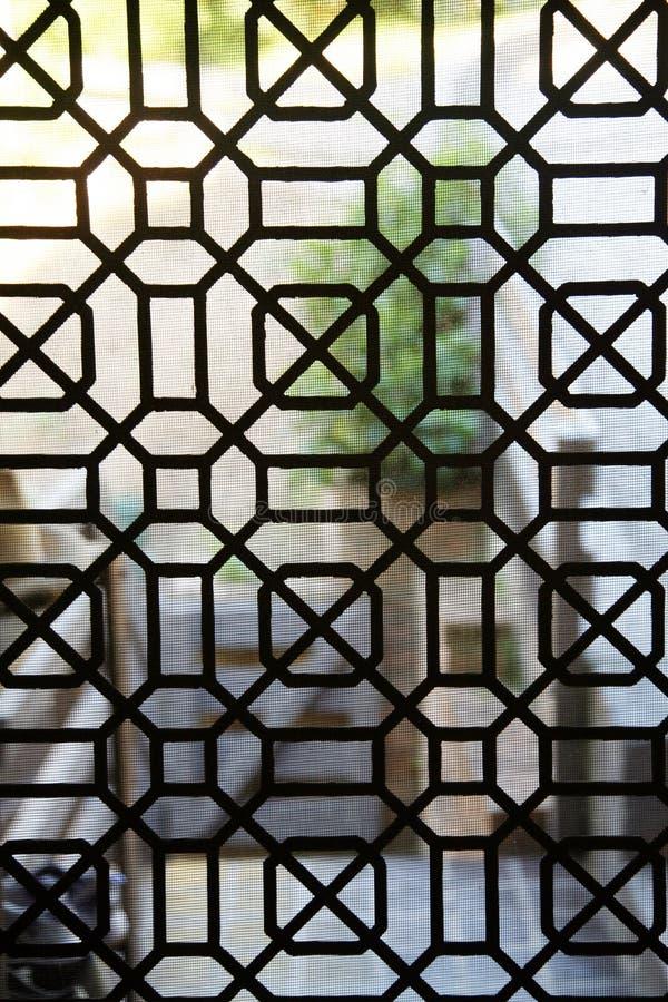 Security Metal Door Grill Stock Photos