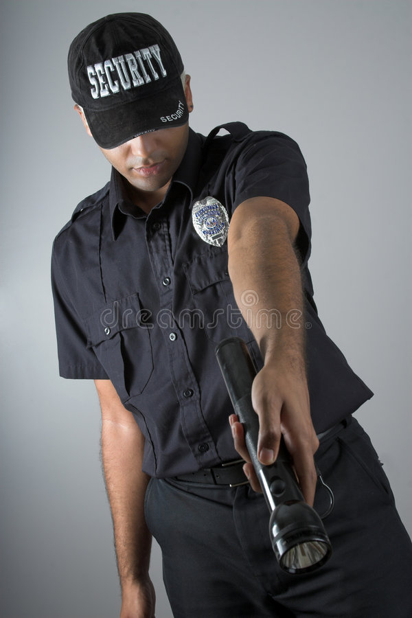 Free Security Officer Royalty Free Stock Photo - 3147235