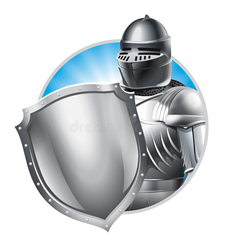 Download Security stiсker stock vector. Image of ngladiators, cautiously - 20900503