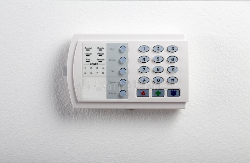 Security System Keypad Stock Photo - Image: 38785184Security System Keypad - 웹
