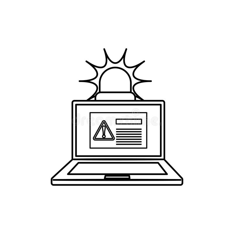 Security system technology. Icon illustration graphic design vector illustration