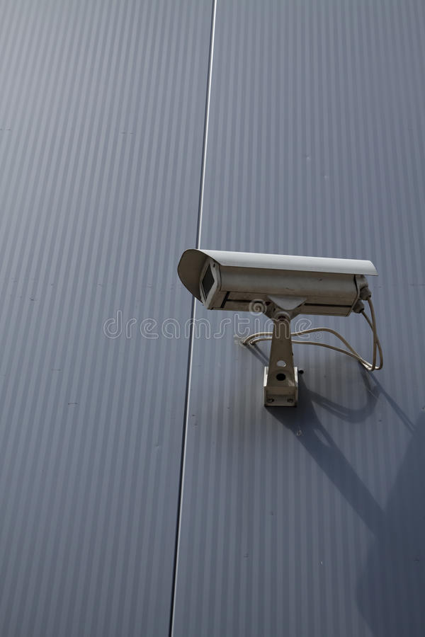 Download Security video camera stock photo. Image of inspection - 20138216