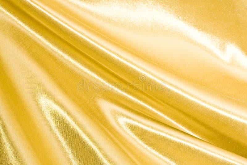 Seda de oro foto de archivo