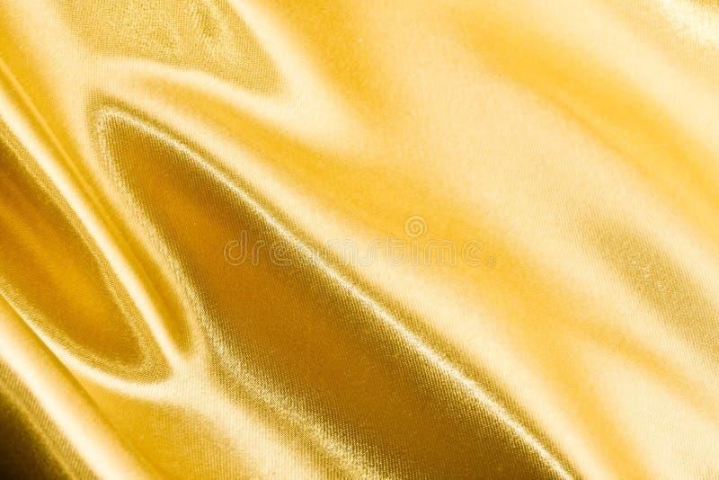 Seda de oro imagenes de archivo