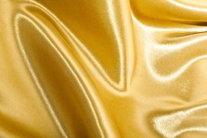 Seda de oro fotos de archivo libres de regalías