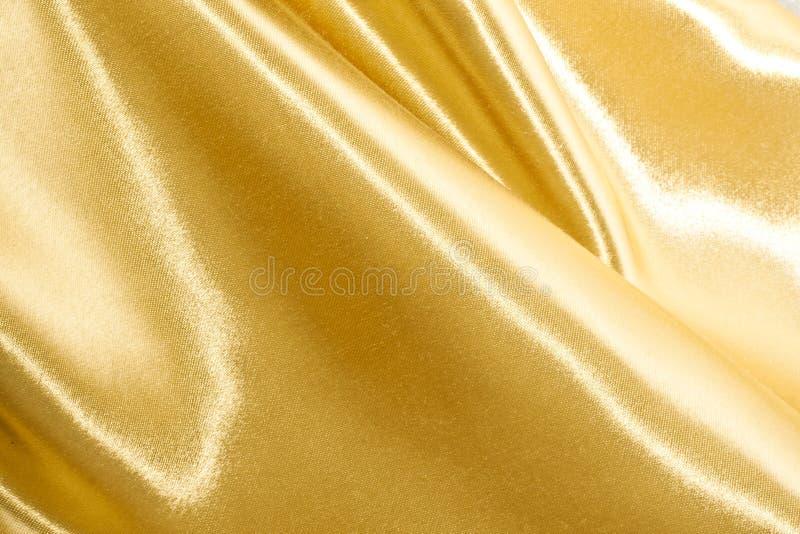 Seda de oro fotos de archivo