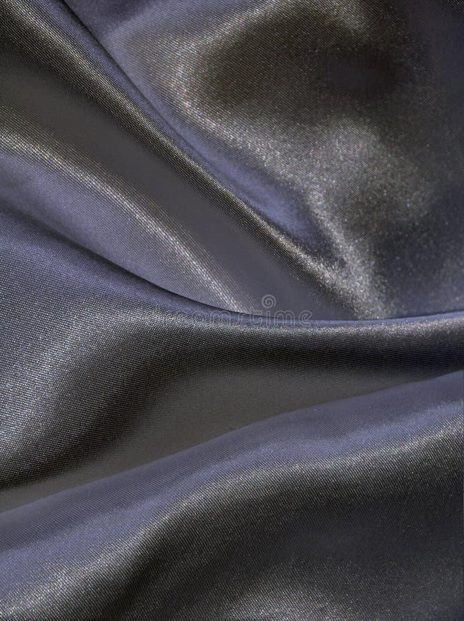 Seda gris fotografía de archivo libre de regalías