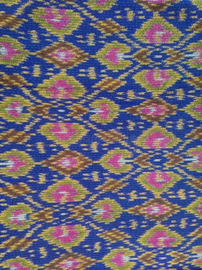Seda tailandesa imagen de archivo