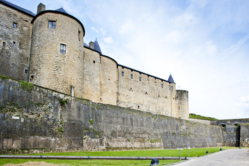 Download Sedan Castle stock image. Image of travel, outdoors, ardenne - 24225535