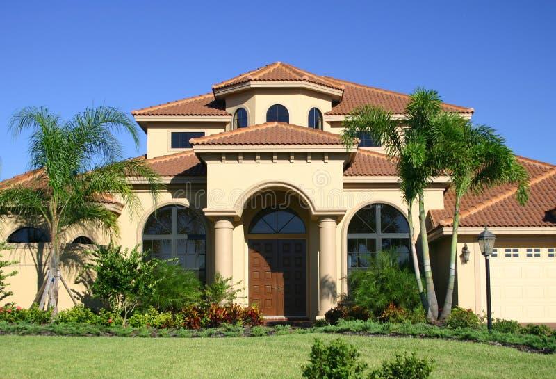 Sedate Home royalty free stock photos