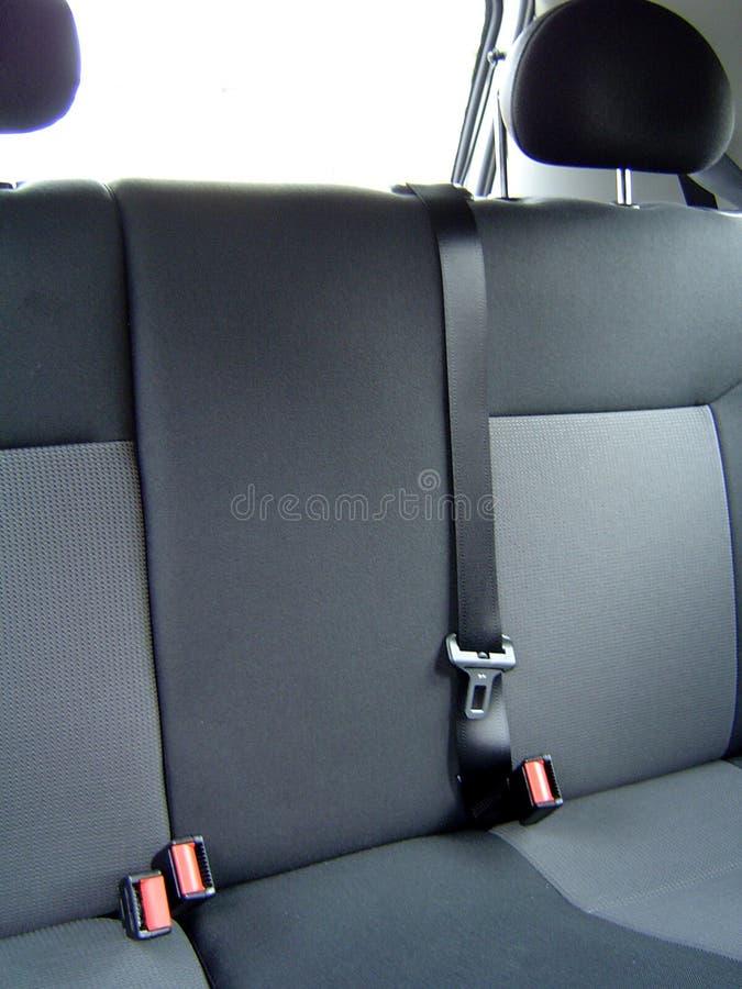 Sedi di automobile fotografia stock