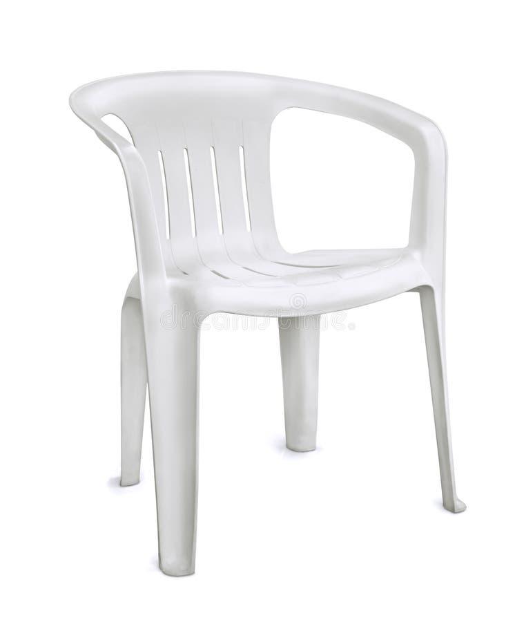 Sedia di plastica immagine stock. Immagine di singolo - 34013937