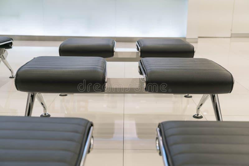 sedia moderna vuota immagini stock
