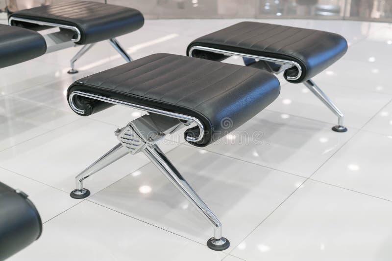 sedia moderna vuota fotografia stock libera da diritti