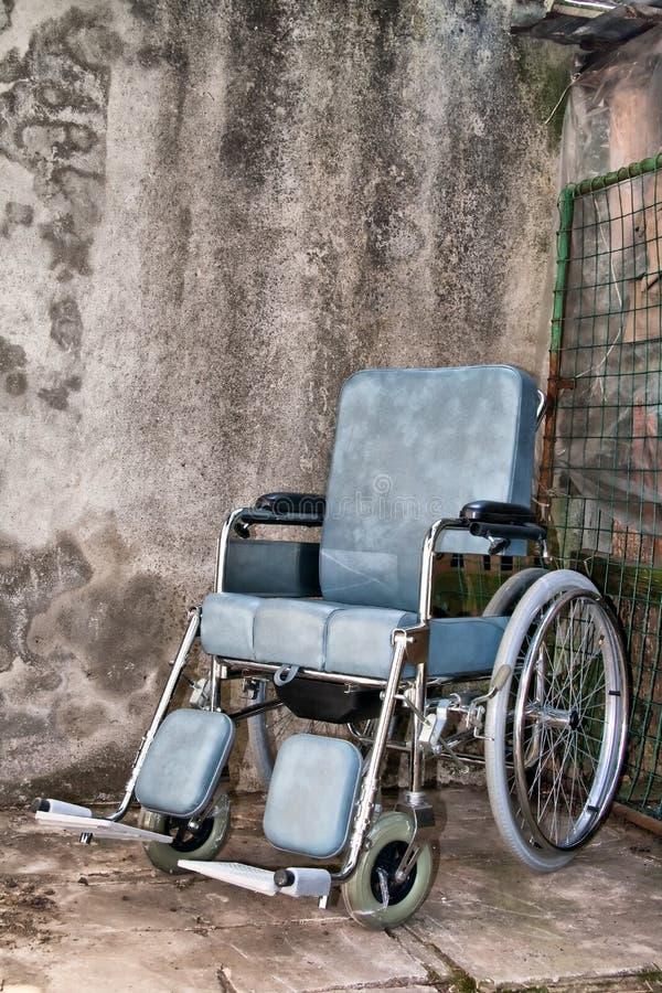 Sedia a rotelle fotografie stock