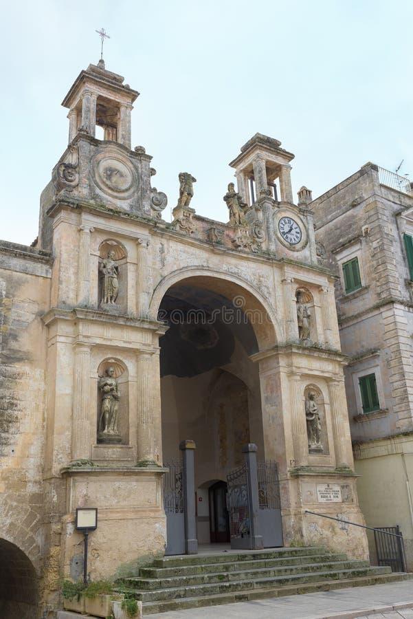 Download Sedile Palace - Matera - Italy Stock Photo - Image: 83710504
