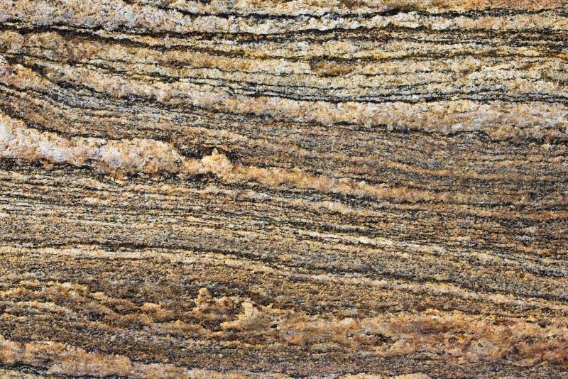 sedimentary rock royaltyfri bild