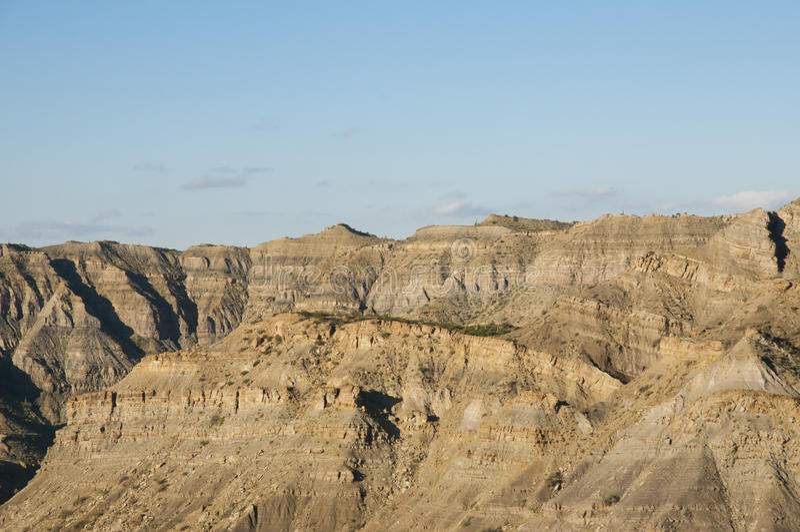 Sedimentary Rocks - Catamarca - Argentina. Sedimentary Rocks in Catamarca - Argentina stock photo