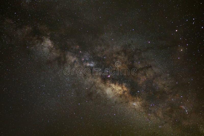 Sedno Milky sposób Galaktyczny centrum milky sposób zdjęcia stock