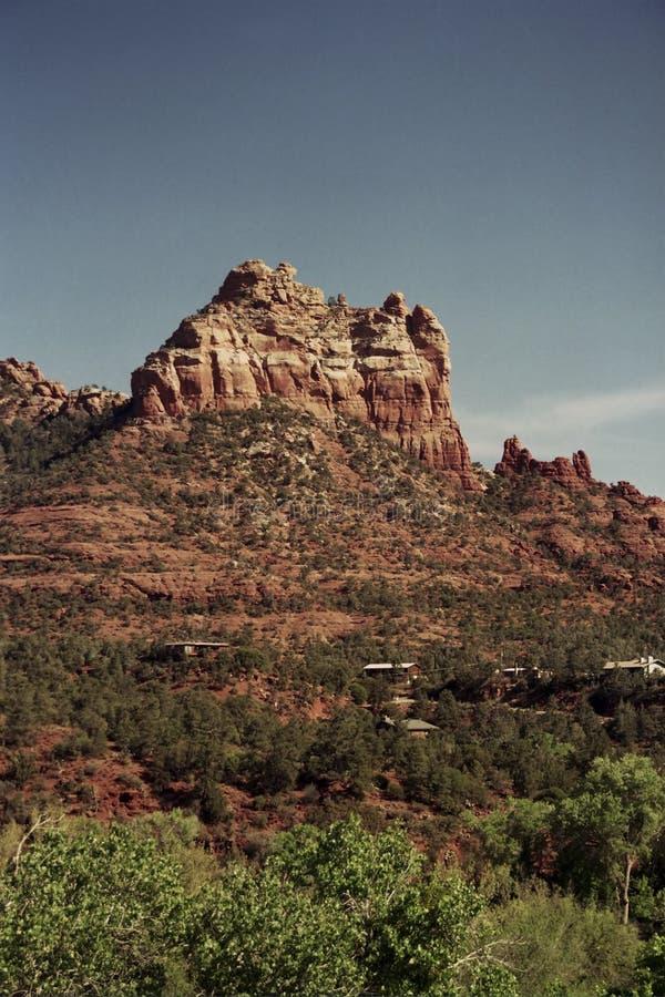 sedona οροπέδιων της Αριζόνα στοκ εικόνες με δικαίωμα ελεύθερης χρήσης