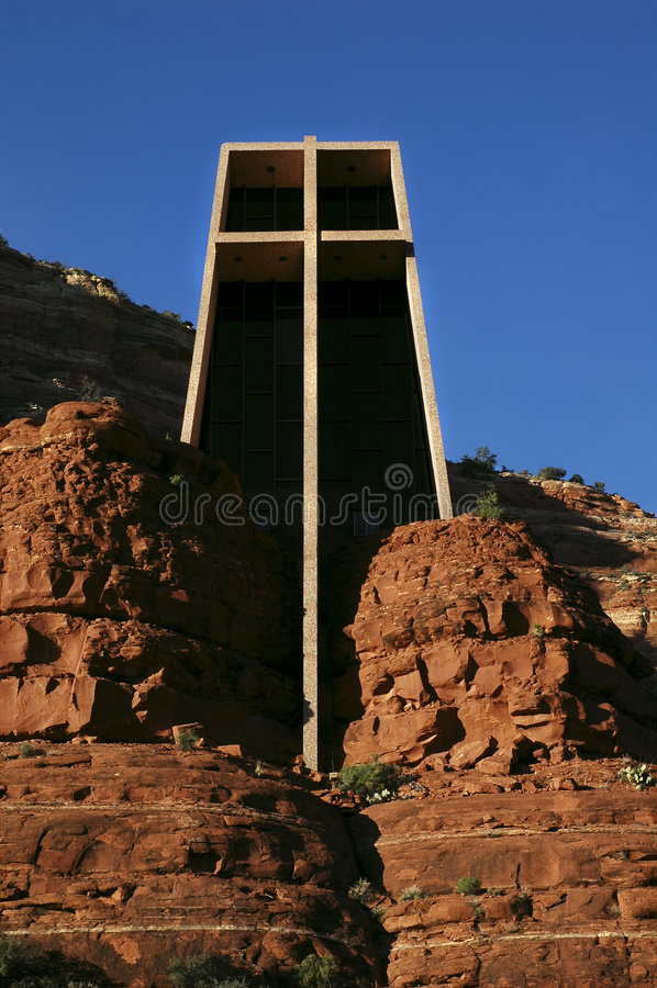sedona παρεκκλησιών στοκ φωτογραφίες